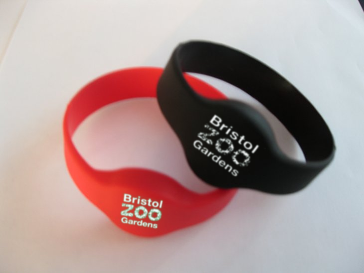 Bristol Zoo wristbands